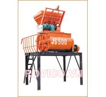 Máy trộn bê tông JS500