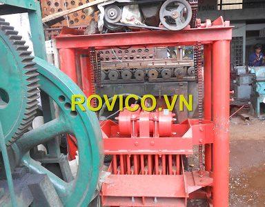 Phân phối máy ép gạch không nung tp Hồ Chí Minh
