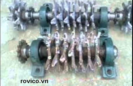 Giới thiệu máy băm nền bê tông