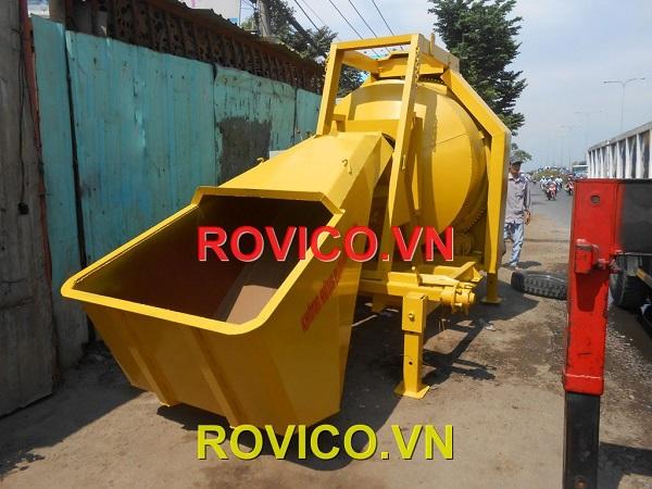 Cung cấp máy trộn bê tông HD750lít